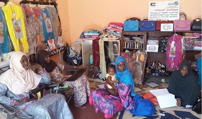 Directaid مشاريع التنمية Keep them from Destitution 2