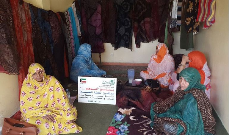 Directaid مشاريع التنمية Keep them from Destitution 3