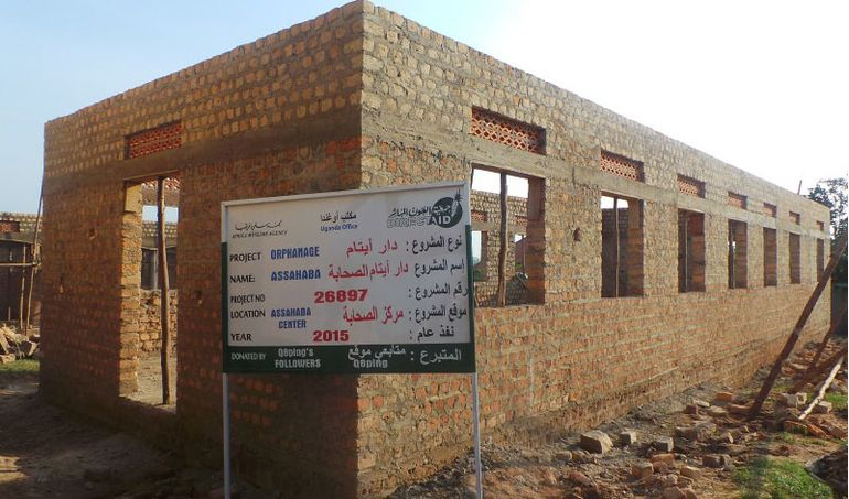 Directaid Q8ping Projects al sahabah orphanage - q8ping 5
