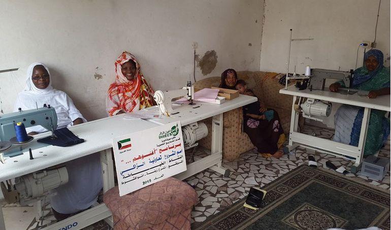 Directaid مشاريع التنمية Keep them from Destitution 4