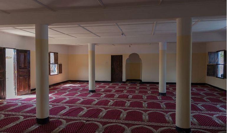 Directaid مشاريع كويت بنق Q8ping Masjid & Well - kenya 6