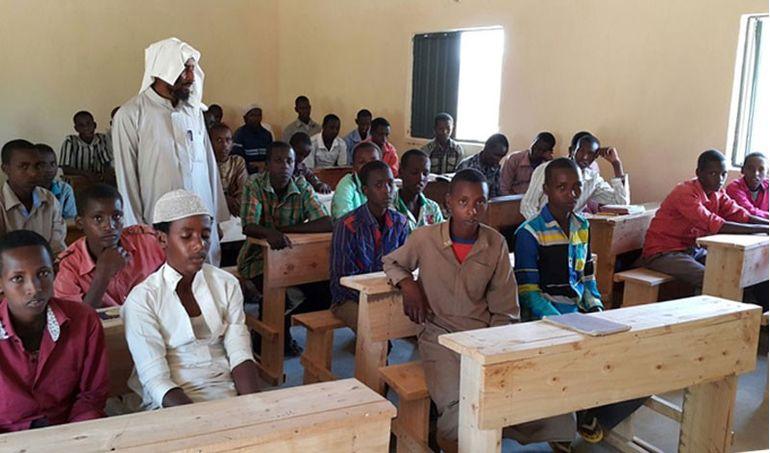 Directaid مشاريع التوعية Qura'an school - Kenya 5