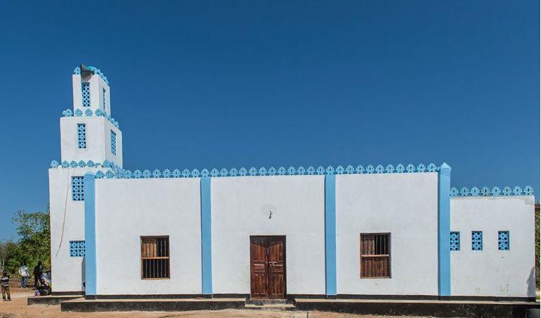 Directaid مشاريع كويت بنق Q8ping Masjid & Well - kenya 10