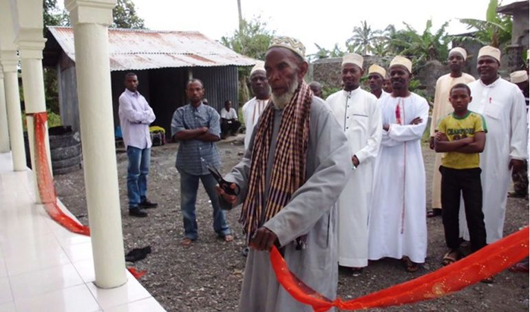 Directaid مساجد ومشاريع دعوية Al Salam Masjid 3