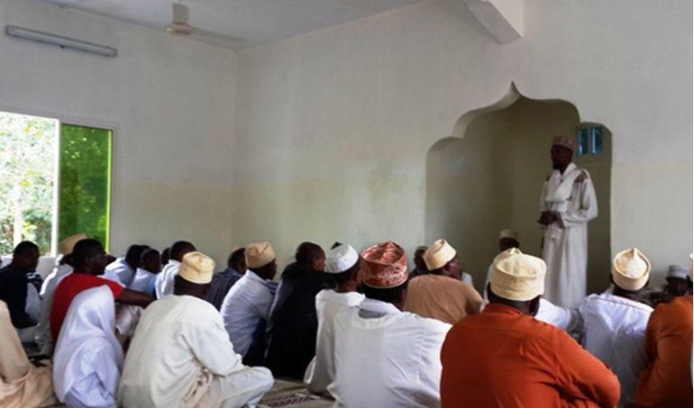 Directaid مساجد ومشاريع دعوية Al Salam Masjid 4