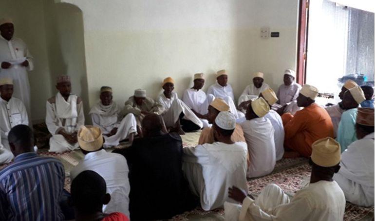 Directaid مساجد ومشاريع دعوية Al Salam Masjid 5