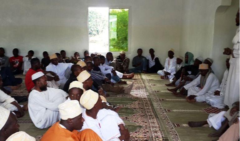 Directaid مساجد ومشاريع دعوية Al Salam Masjid 6