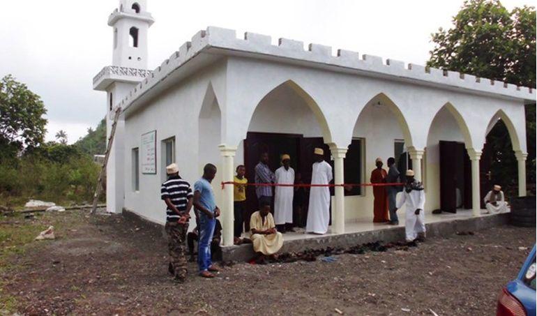 Directaid  Al Salam Masjid 1