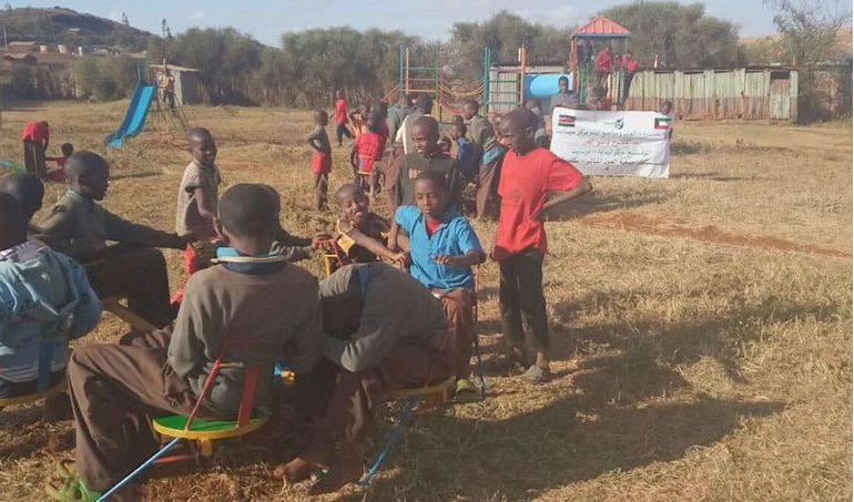 Directaid  Playgrounds for Marsabit Orphans 1