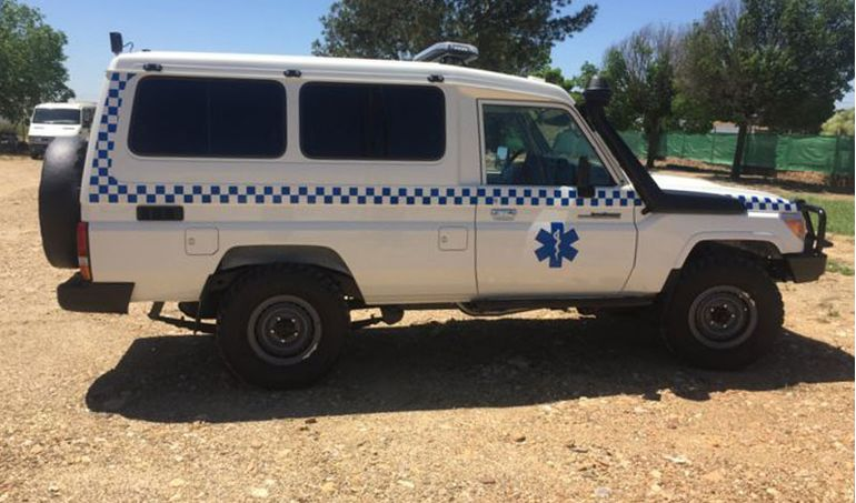 Directaid Health Ambulance Relief Mobile 1