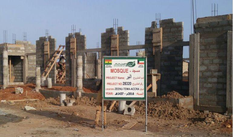 Directaid مساجد ومشاريع دعوية Al Bir's Masjid 3