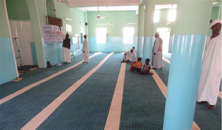 Directaid مساجد  Al-Yaqeen Masjid 2