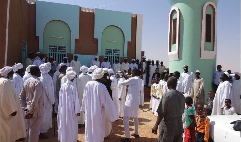 Directaid مساجد  Al-Yaqeen Masjid 5