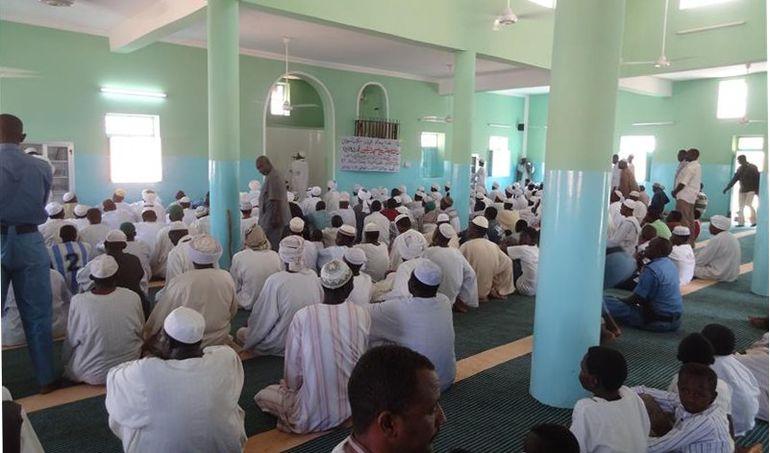 Directaid مساجد  Al-Yaqeen Masjid 6