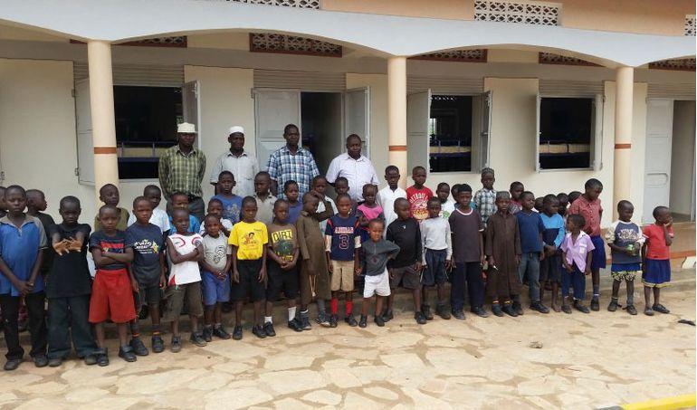Directaid  al sahabah orphanage - q8ping 1