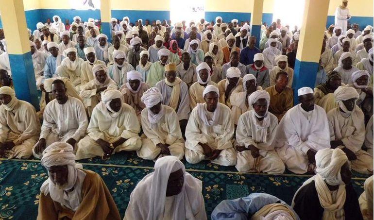 Directaid مساجد  Al Noor Masjid - Chad 5
