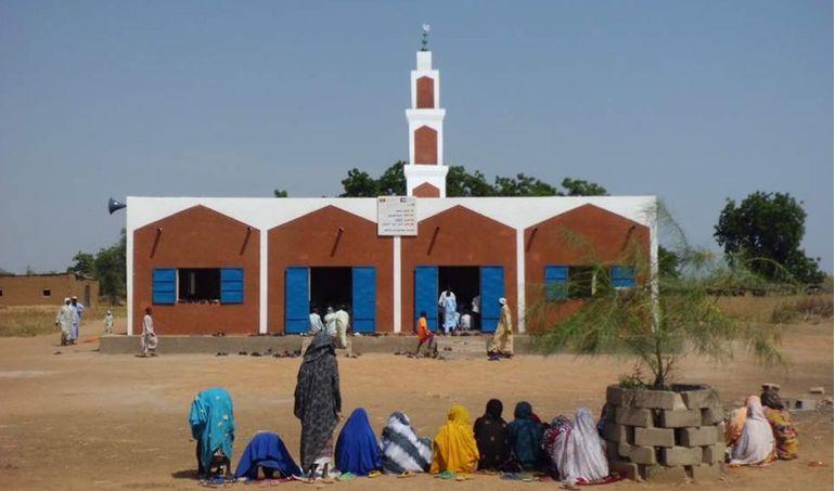Directaid مساجد  Al Noor Masjid - Chad 7