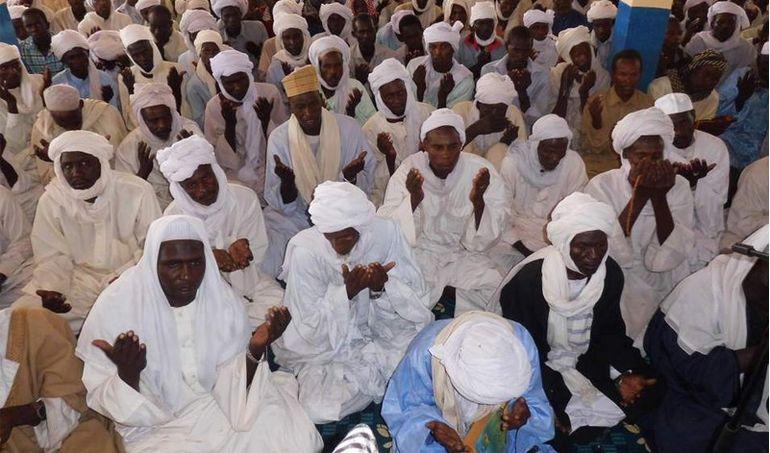 Directaid مساجد  Al Noor Masjid - Chad 6