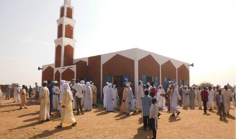 Directaid  Al Noor Masjid - Chad 1