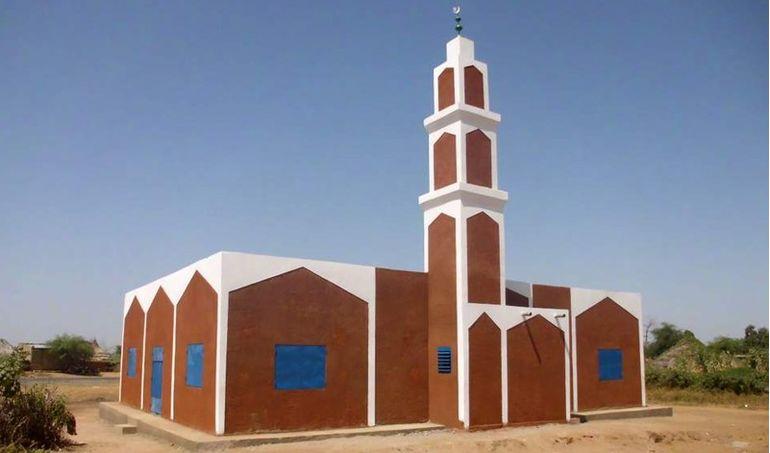 Directaid مساجد  Al Noor Masjid - Chad 1