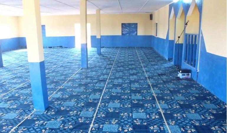 Directaid مساجد  Al Noor Masjid - Chad 3