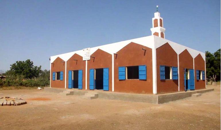 Directaid مساجد  Al Noor Masjid - Chad 2