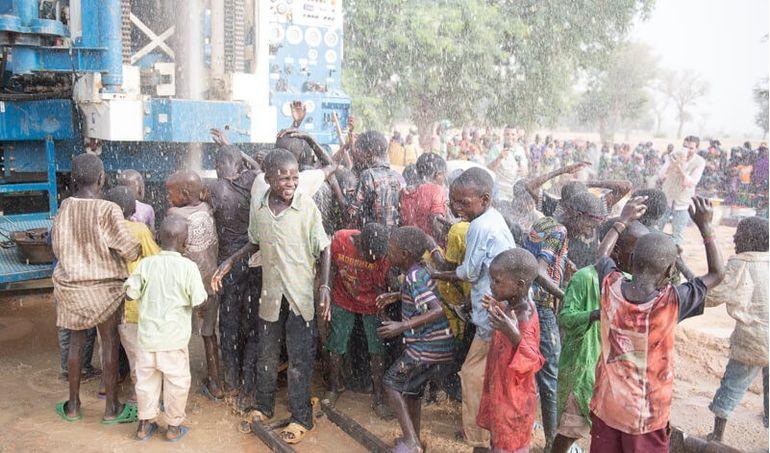 Directaid  Gladoud Well - Somalia 1