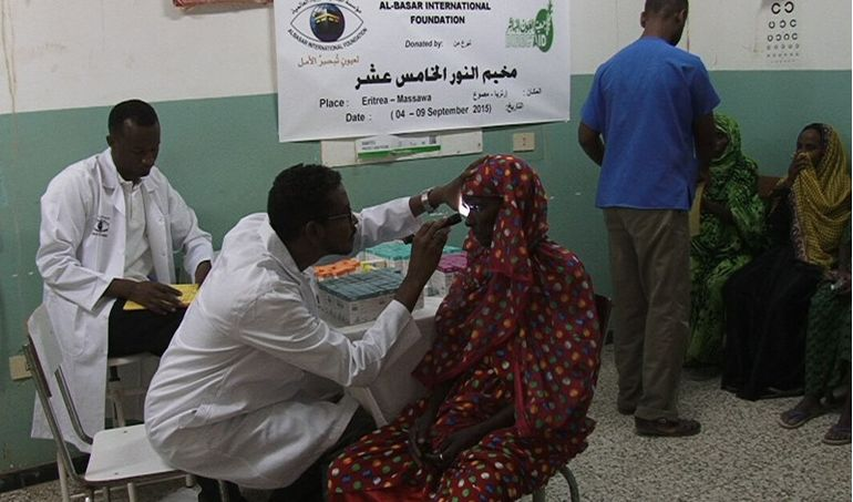 Directaid Eye Projects eye camp - 15 5