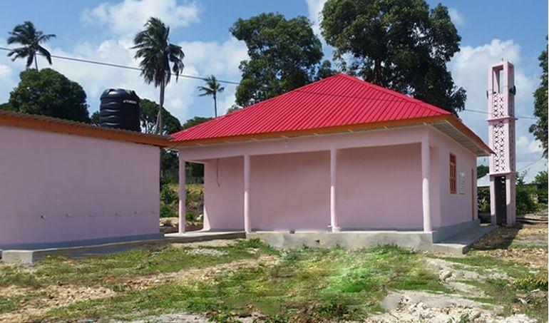 Directaid  Asad Abdullah Murad Al - Kandari Masjid 1