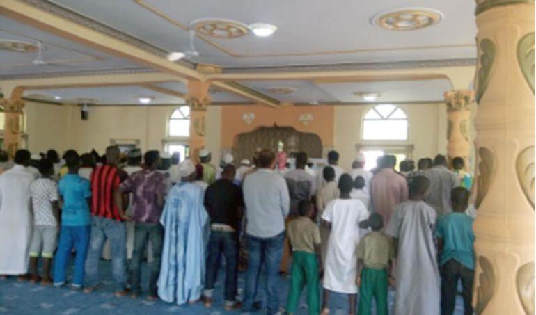 Directaid مساجد ومشاريع دعوية Al Bir's Masjid 5