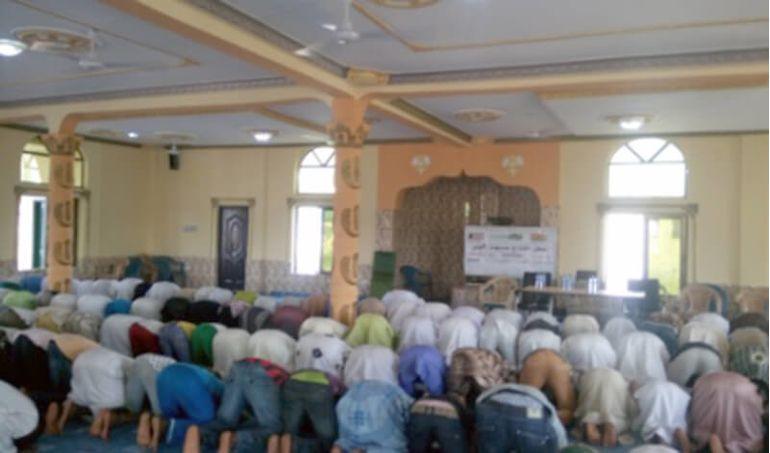 Directaid مساجد ومشاريع دعوية Al Bir's Masjid 6