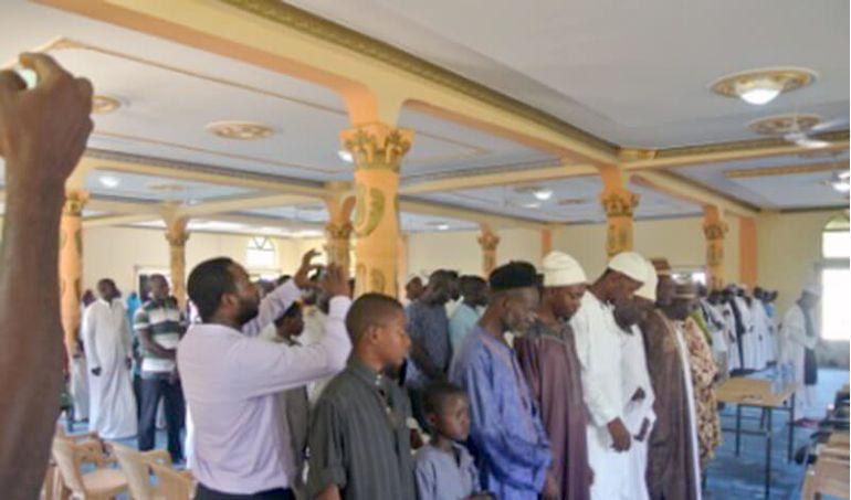 Directaid مساجد ومشاريع دعوية Al Bir's Masjid 7