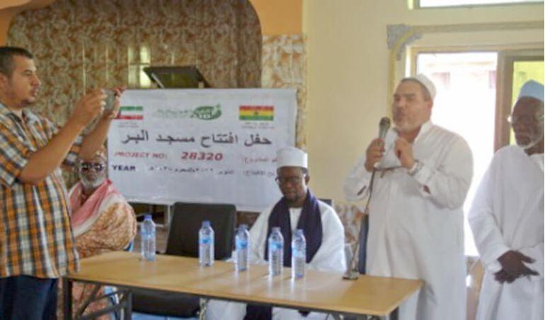 Directaid مساجد ومشاريع دعوية Al Bir's Masjid 8