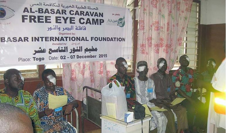 Directaid Eye Projects eye camp - 19 7