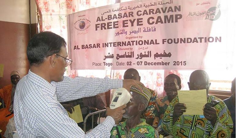 Directaid Eye Projects eye camp - 19 3