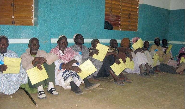 Directaid Eye Projects eye camp - 20 8