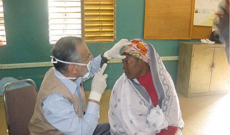 Directaid Eye Projects eye camp - 20 3