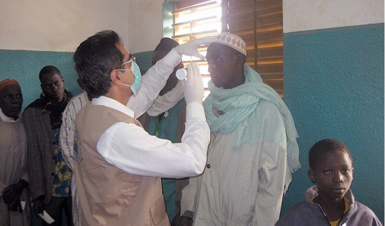 Directaid Eye Projects eye camp - 20 4