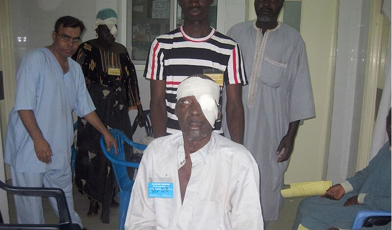 Directaid Eye Projects eye camp - 28 11