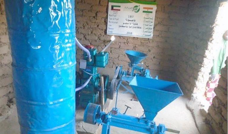 Directaid development Niger Mill 1