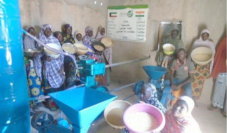 Directaid development Niger Mill 3