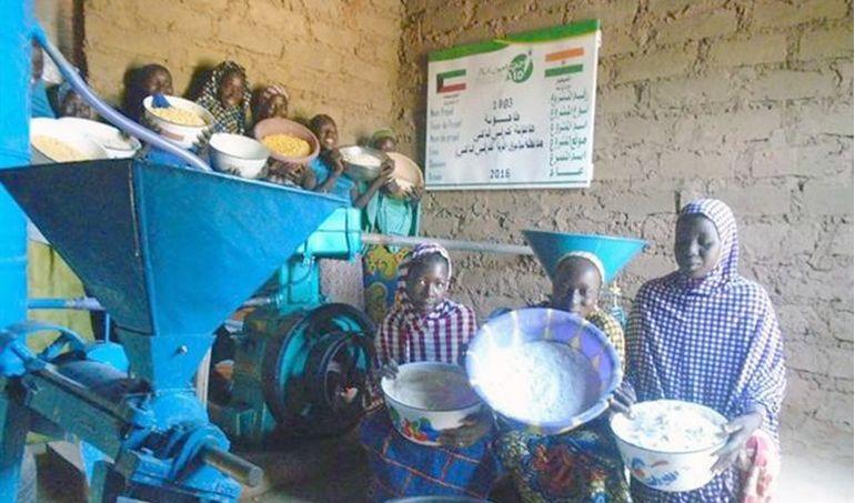 Directaid development Niger Mill 7