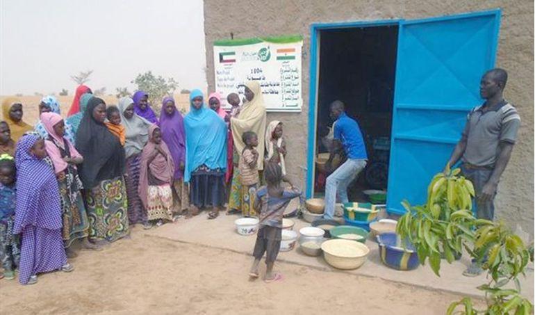Directaid development Niger Mill 10