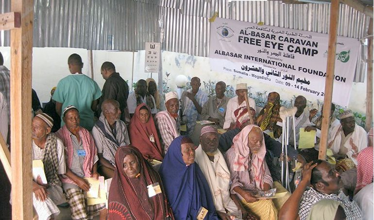 Directaid Eye Projects eye camp - 22 6