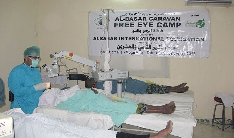 Directaid Eye Projects eye camp - 22 9