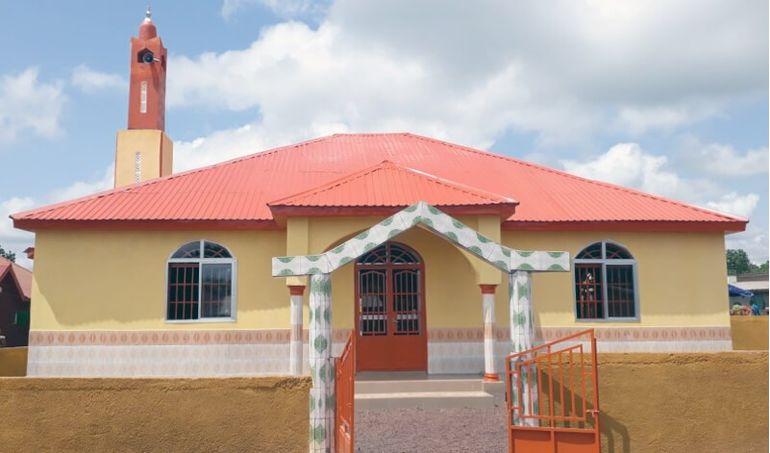 Directaid Masajid Noor Al-Islam Masjid 3