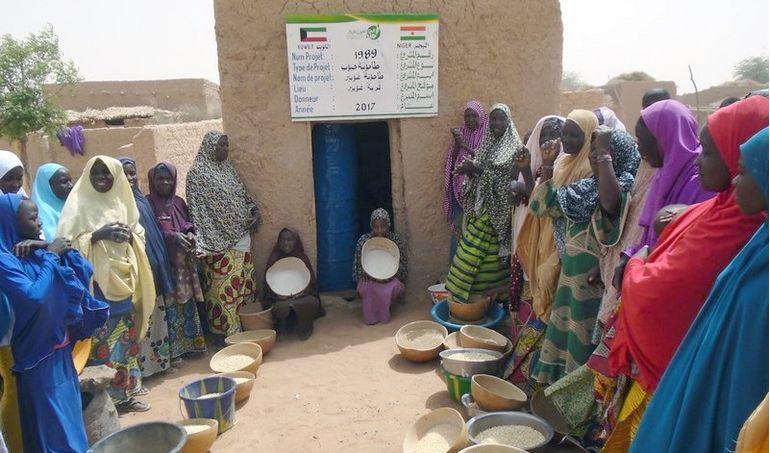 Directaid مشاريع التنمية Niger Mill - 2 3