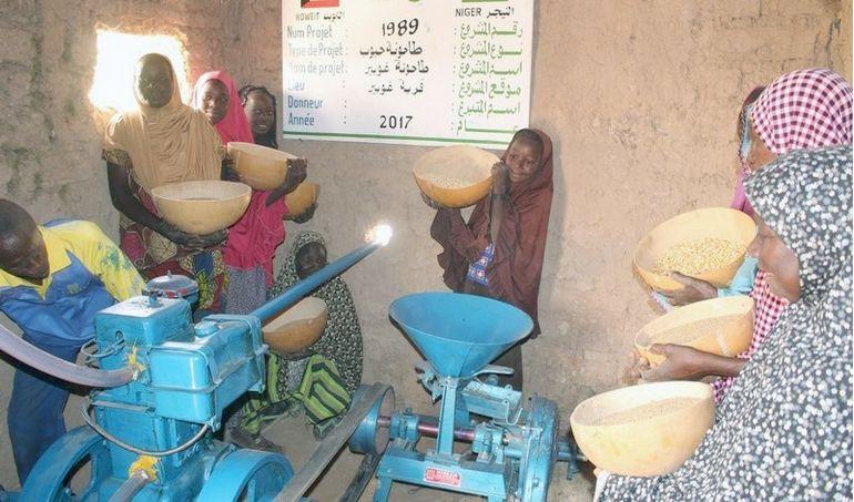 Directaid مشاريع التنمية Niger Mill - 2 2