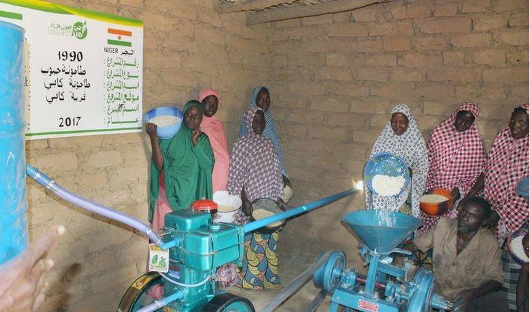 Directaid مشاريع التنمية Niger Mill - 2 4