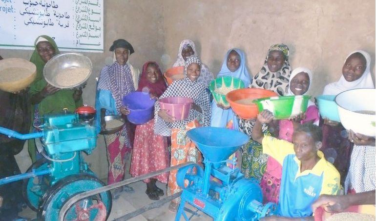 Directaid مشاريع التنمية Niger Mill - 2 7